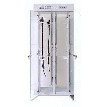 Cabina de almacenaje para endoscopios