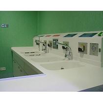 Sistema modular para limpieza y desinfección de endoscopios