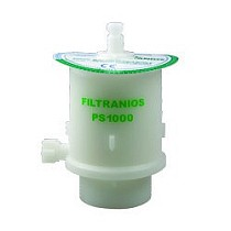 Filtración antibacteriana