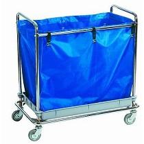 Carro recogida y transporte de ropa