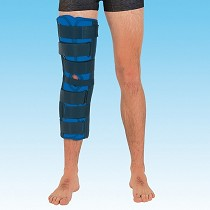 Inmovilizadores universales de rodilla