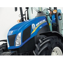 CNH Maquinaria Spain, S A  - New Holland (Div  Agrícola
