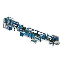 Linea de fabricación automática para chapa