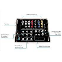 Cajas de instrumental quirúrgico