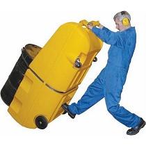 Carritos para transporte de bidones