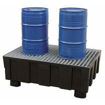 Cubetos de retención de polietileno
