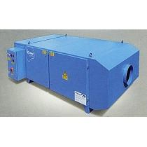 Depuradores electrostáticos de neblinas