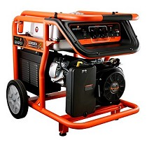 Generadores de gasolina