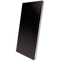Colectores solares planos