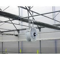 Removedores de aire para invernaderos