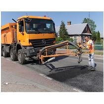 Proyectador de asfalto