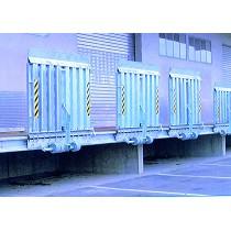 Puentes de carga abatibles