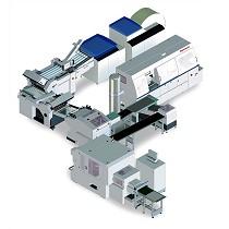 Sistema automático de encuadernación