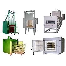 Estufas y hornos industriales