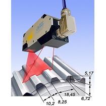 Sensores láser de 2 dimensiones