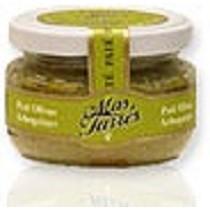 Paté de oliva Arbequina
