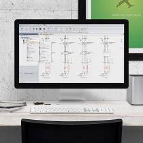 Software para el diseño de esquemas eléctricos