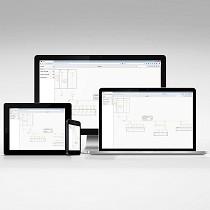 Software de cálculo eléctrico y visualización