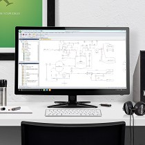 Software para el diseño de diagramas de tuberías e instrumentación