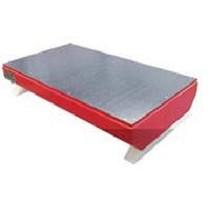 Detectores separadores de metales, placa bajo cinta