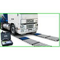 Básculas para vagones y camiones