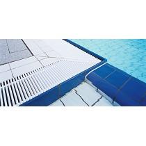 Rejillas para piscinas