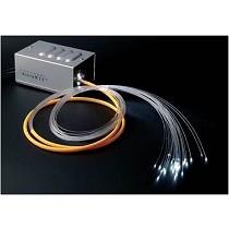 Sistema de iluminación por fibra óptica