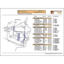 Software de análisis cefalométrico