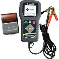 Analizador de baterías y sistemas eléctricos