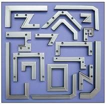 Limpiaguías bajo plano para guías lineales