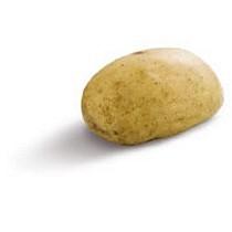 Patatas asadas congeladas