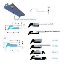 Limpiaguías para protecciones telescópicas