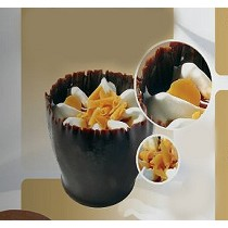 Tulipa de caramelo