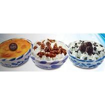 Tarrinas de cerámica