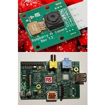 Módulo de cámara y kit electrónico