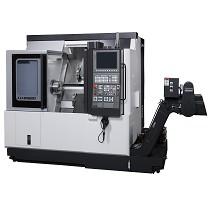Torno CNC de cuatro ejes simultáneos