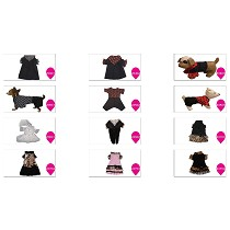 Vestuario para mascotas