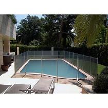 Vallas desmontables para piscinas