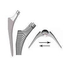 Prótesis primarias de cadera
