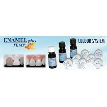 Tintes en polvo y líquido fotopolimerizable
