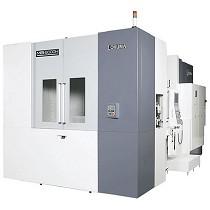 Centros de mecanizado CNC horizontal