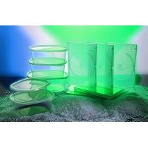 Homopolímero de alta transparencia