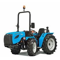 Tractores isodiamétricos