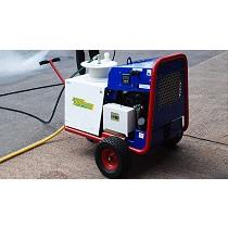 Lavadores diesel móviles