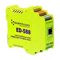 Módulo convertidor de Ethernet a E/S digitales