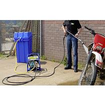 Lavadores gasolina móviles