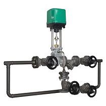Módulos para regulación de agua de alimentación