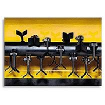 Desbrozadoras-segadores de martells autopropulsadas