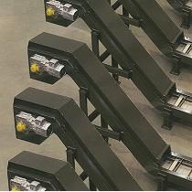 Transportadores de rascadores