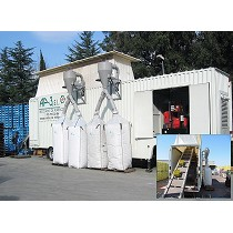 Unidades móviles de trituración